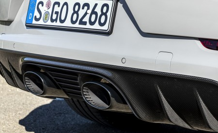 2021 Porsche Cayenne GTS Coupe (Color: Crayon) Exhaust Wallpapers 450x275 (105)