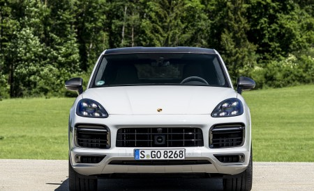 2021 Porsche Cayenne GTS Coupe (Color: Crayon) Front Wallpapers 450x275 (93)