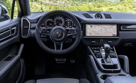 2021 Porsche Cayenne GTS Coupe (Color: Crayon) Interior Cockpit Wallpapers 450x275 (117)