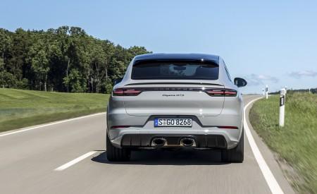 2021 Porsche Cayenne GTS Coupe (Color: Crayon) Rear Wallpapers 450x275 (66)