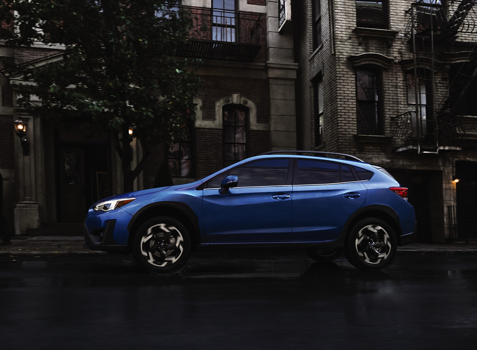 2021 Subaru Crosstrek Limited Side Wallpapers (5)