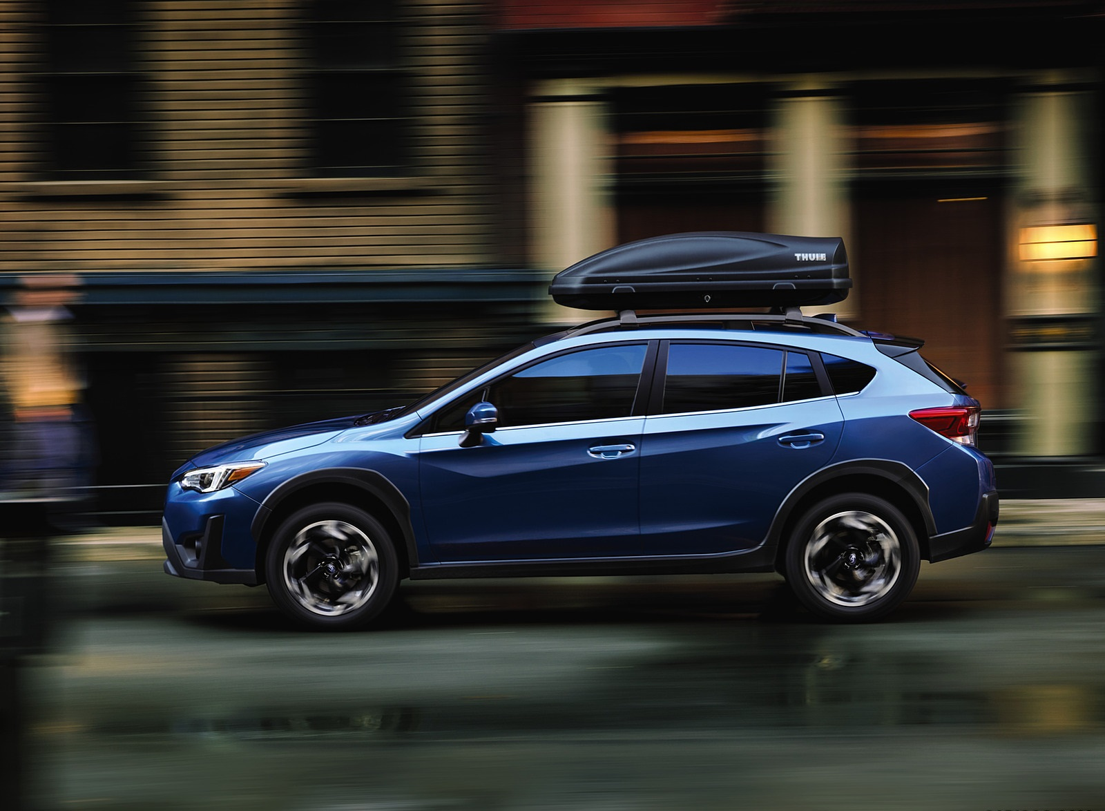 2021 Subaru Crosstrek Limited Side Wallpapers (2)