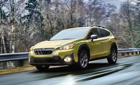 2021 Subaru Crosstrek Sport Wallpapers HD