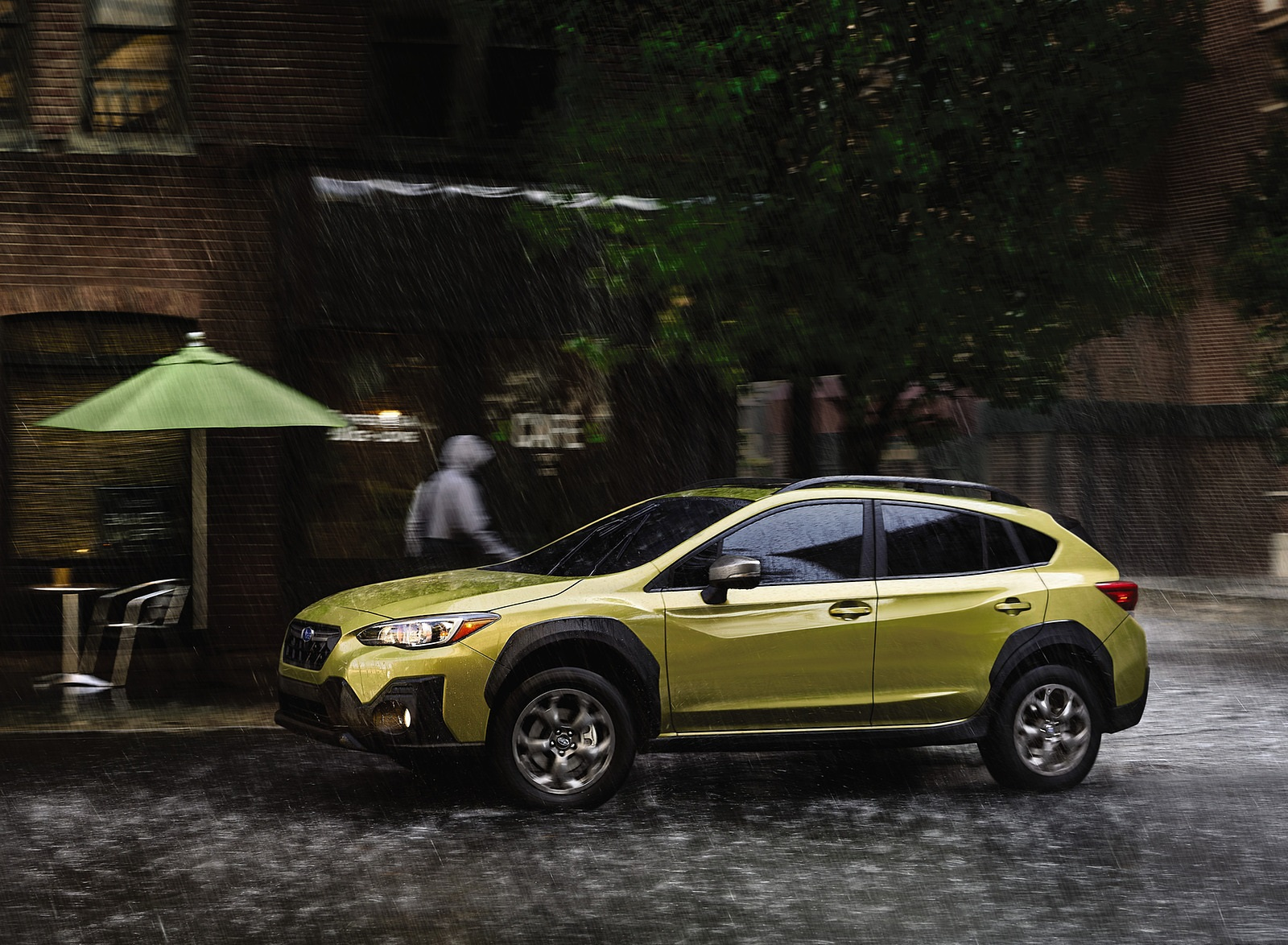 2021 Subaru Crosstrek Sport Front Three-Quarter Wallpapers (2)