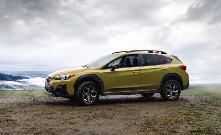 2021 Subaru Crosstrek Sport Front Three-Quarter Wallpapers 450x275 (5)