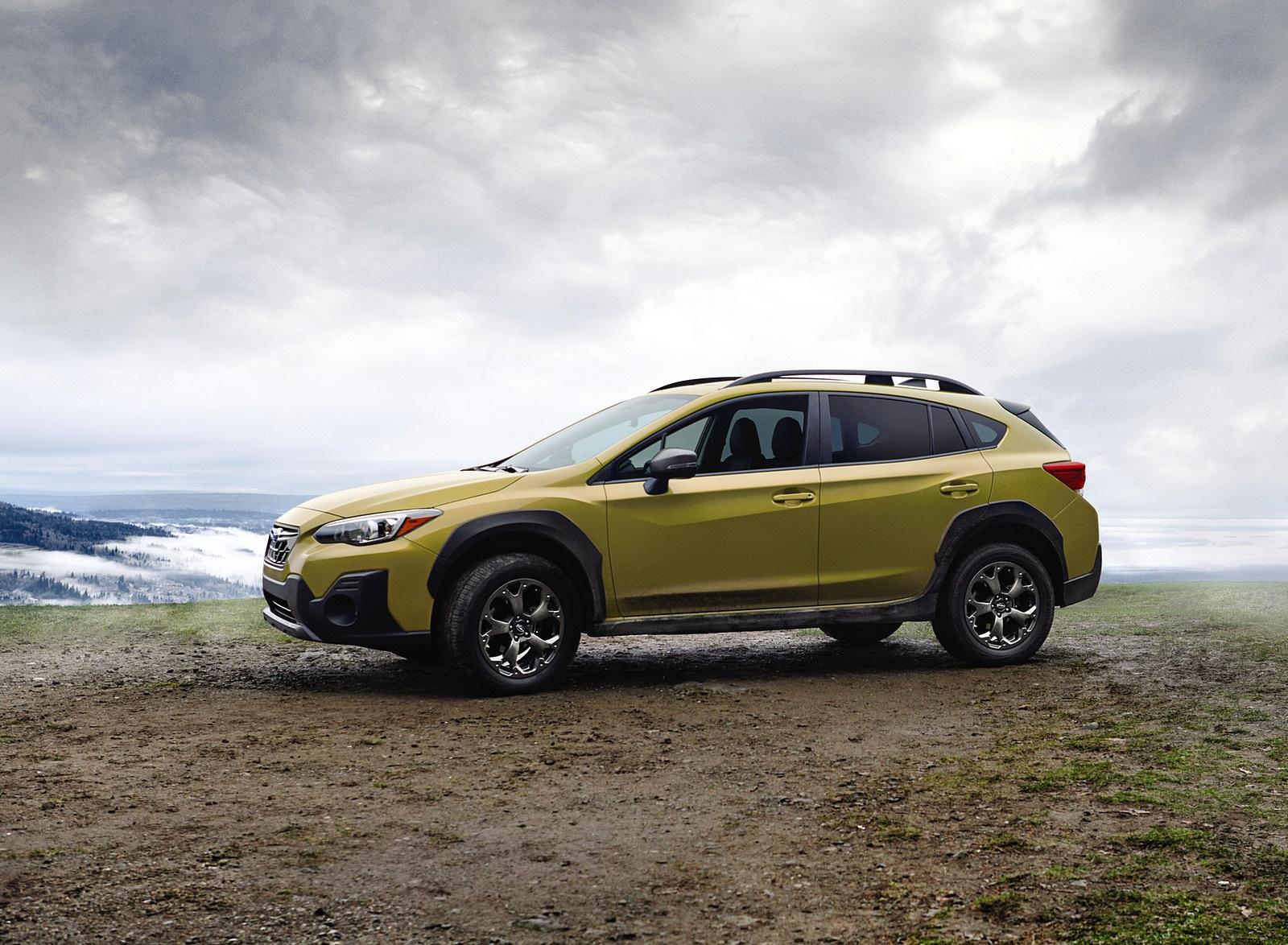 2021 Subaru Crosstrek Sport Front Three-Quarter Wallpapers (5)