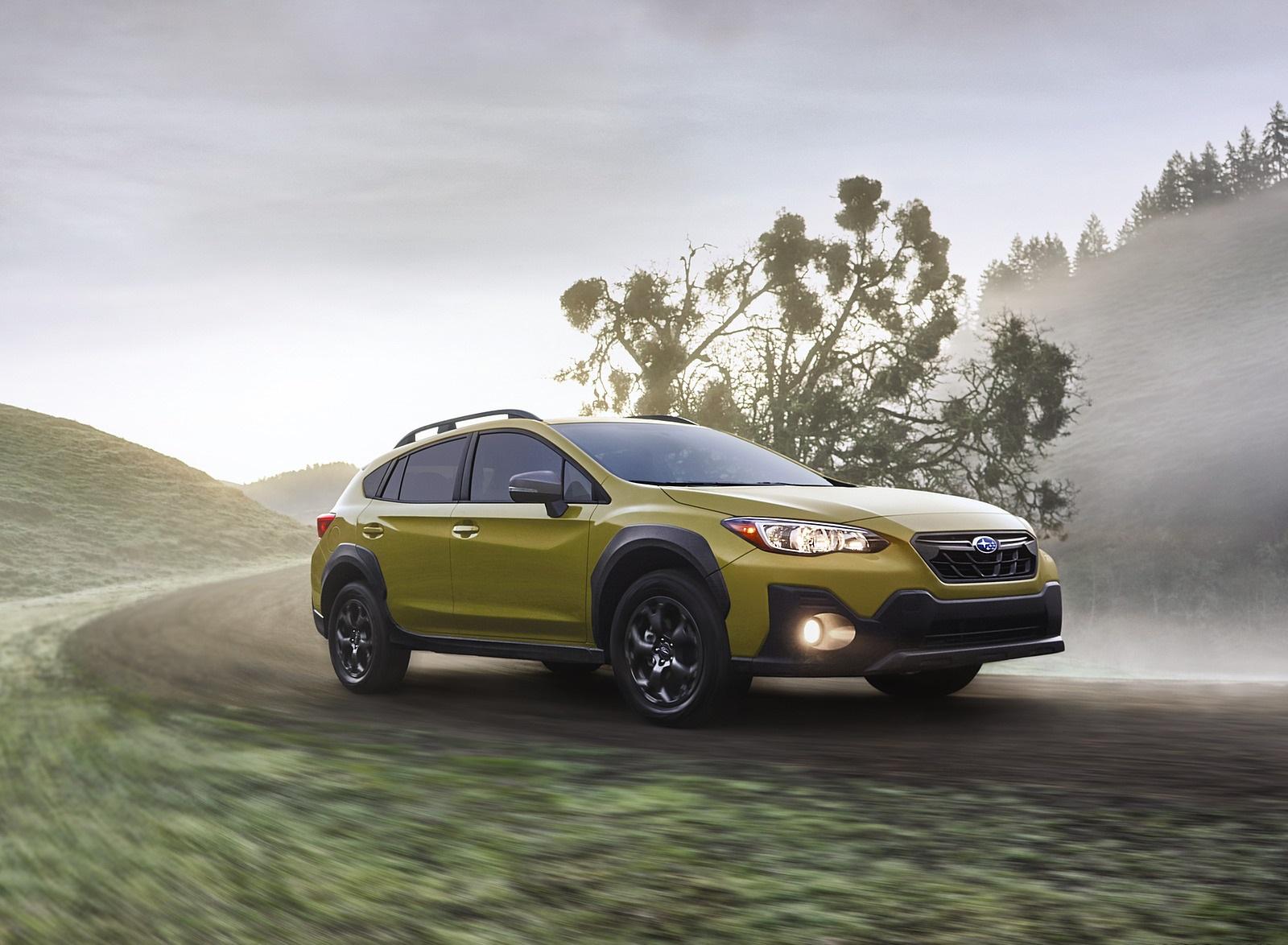 2021 Subaru Crosstrek Sport Front Three-Quarter Wallpapers (3)