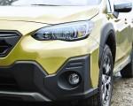 2021 Subaru Crosstrek Sport Headlight Wallpapers 150x120
