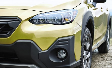 2021 Subaru Crosstrek Sport Headlight Wallpapers 450x275 (7)