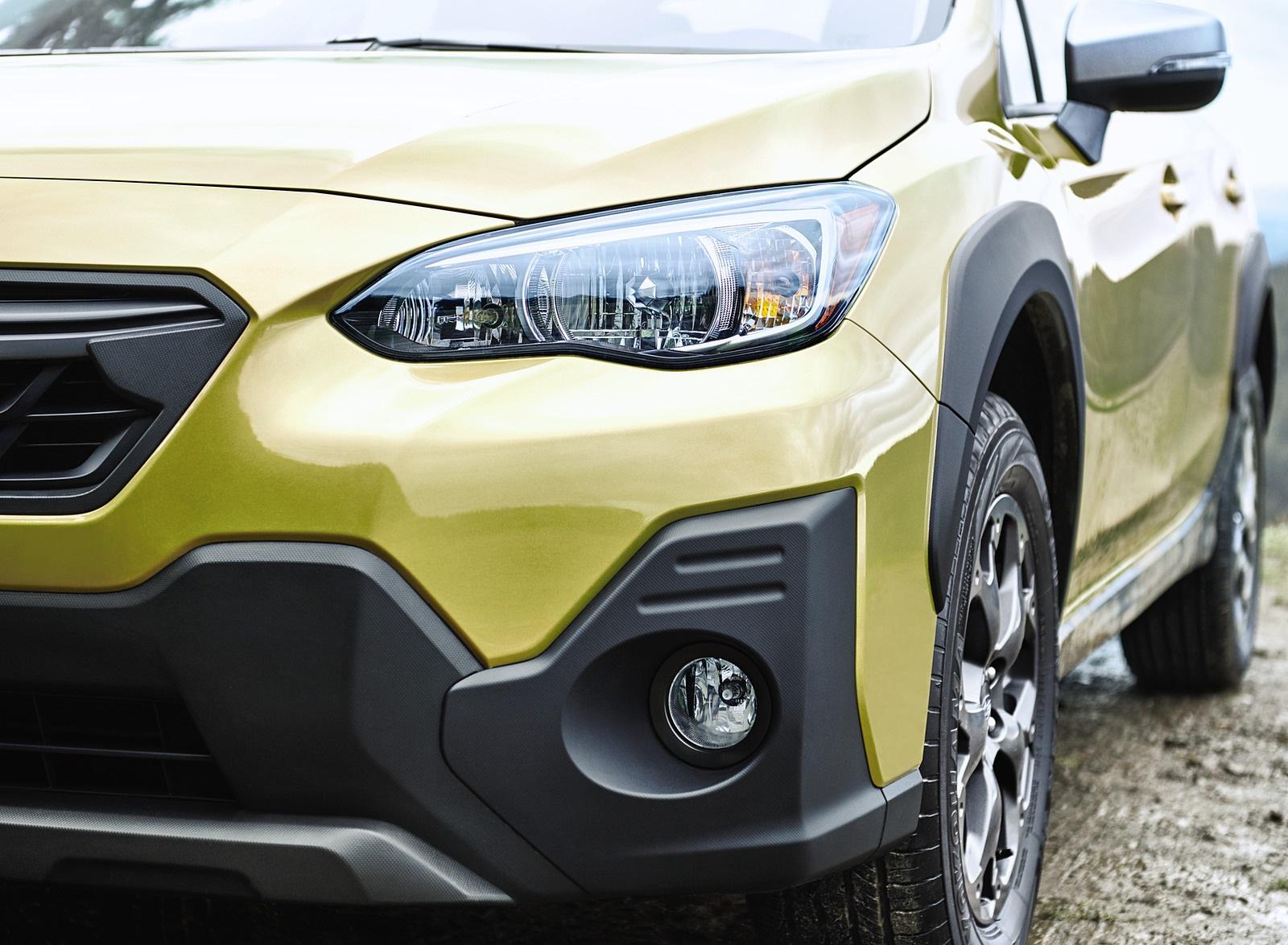 2021 Subaru Crosstrek Sport Headlight Wallpapers (7)