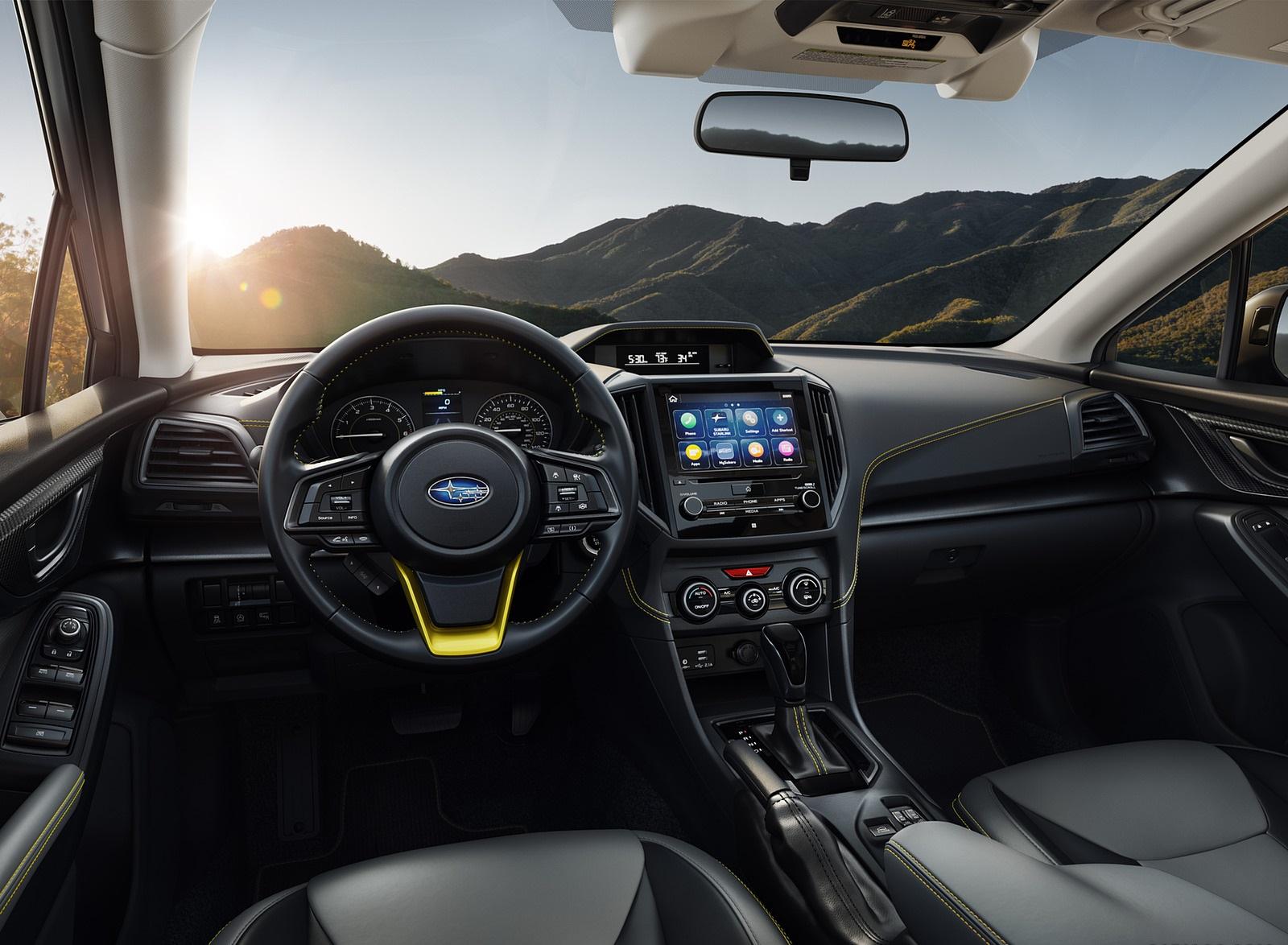 2021 Subaru Crosstrek Sport Interior Cockpit Wallpapers #12 of 12