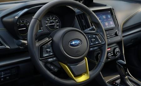 2021 Subaru Crosstrek Sport Interior Steering Wheel Wallpapers 450x275 (9)