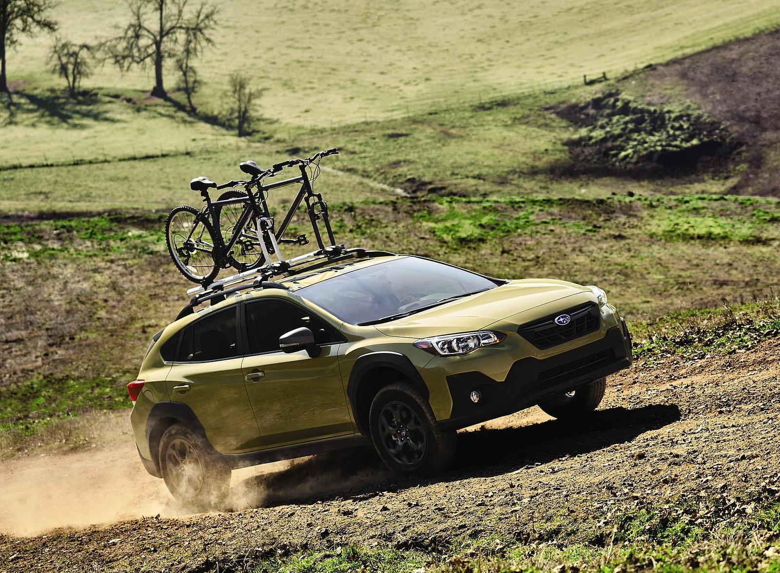 2021 Subaru Crosstrek Sport Off-Road Wallpapers (4)