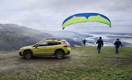 2021 Subaru Crosstrek Sport Side Wallpapers 450x275 (6)
