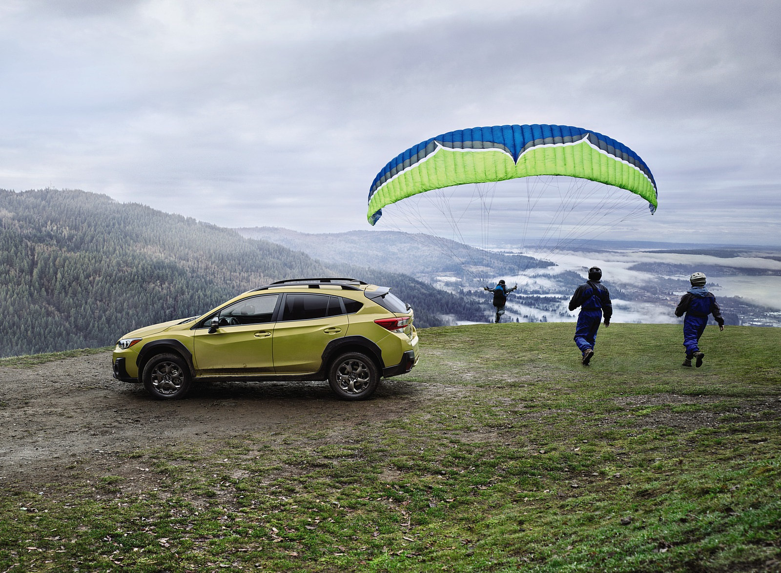 2021 Subaru Crosstrek Sport Side Wallpapers (6)