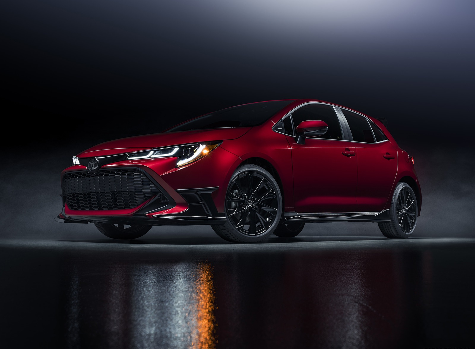 2021 Toyota Corolla Hatchback Special Edition Front Three-Quarter Wallpapers (1)