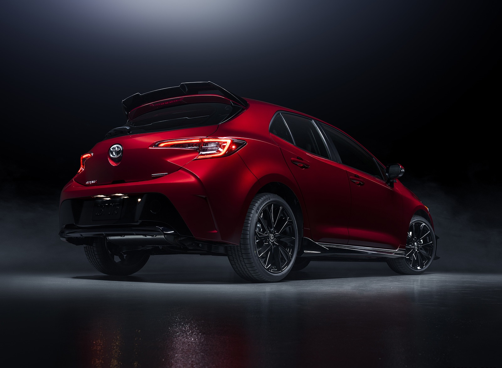 2021 Toyota Corolla Hatchback Special Edition Rear Three-Quarter Wallpapers (2)