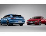 2021 Volkswagen Arteon R-Line and Arteon Shooting Brake Elegance Wallpapers 150x120 (14)