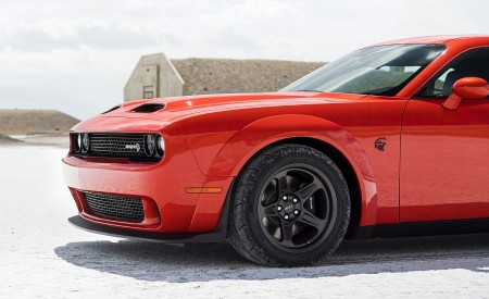 2020 Dodge Challenger SRT Super Stock Detail Wallpapers 450x275 (17)