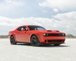 2020 Dodge Challenger SRT Super Stock Front Three-Quarter Wallpapers 150x120 (8)