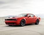 2020 Dodge Challenger SRT Super Stock Front Three-Quarter Wallpapers 150x120 (4)