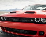 2020 Dodge Challenger SRT Super Stock Grill Wallpapers 150x120 (18)