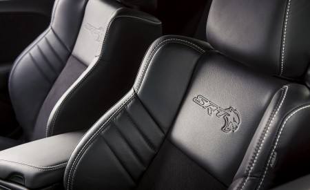 2020 Dodge Challenger SRT Super Stock Interior Seats Wallpapers 450x275 (34)