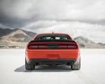 2020 Dodge Challenger SRT Super Stock Rear Wallpapers 150x120 (15)