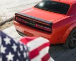 2020 Dodge Challenger SRT Super Stock Spoiler Wallpapers 150x120 (26)