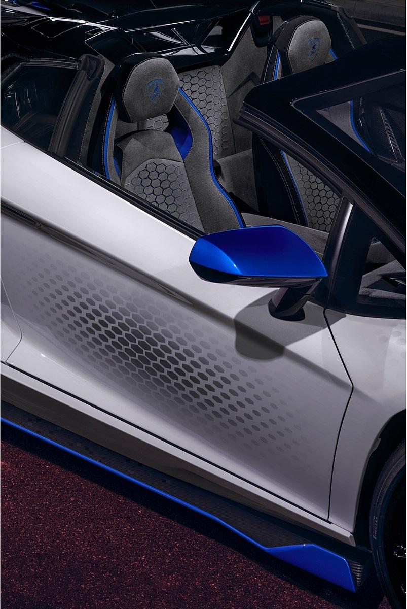 2020 Lamborghini Aventador SVJ Xago Edition Detail Wallpapers (9)