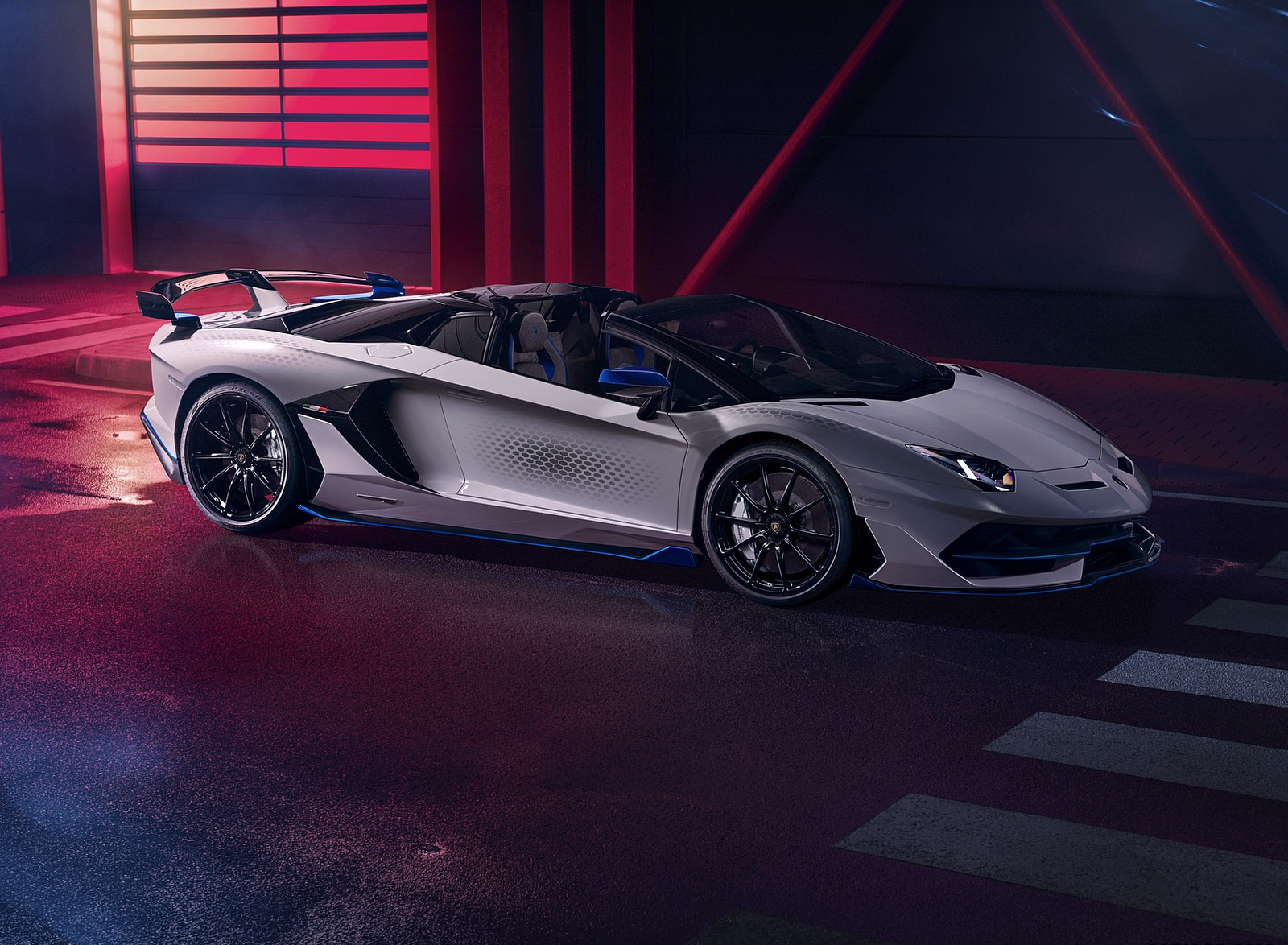 2020 Lamborghini Aventador SVJ Xago Edition Front Three-Quarter Wallpapers #2 of 12