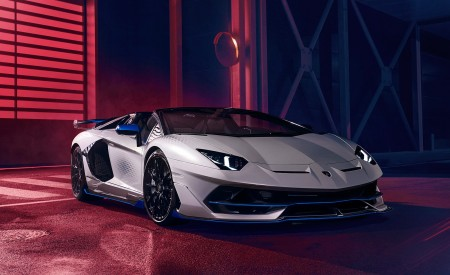2020 Lamborghini Aventador SVJ Xago Edition Wallpapers HD