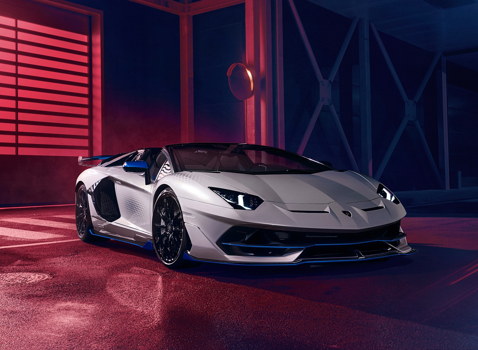2020 Lamborghini Aventador SVJ Xago Edition Front Three-Quarter Wallpapers #1 of 12