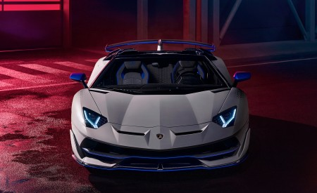 2020 Lamborghini Aventador SVJ Xago Edition Front Wallpapers 450x275 (3)
