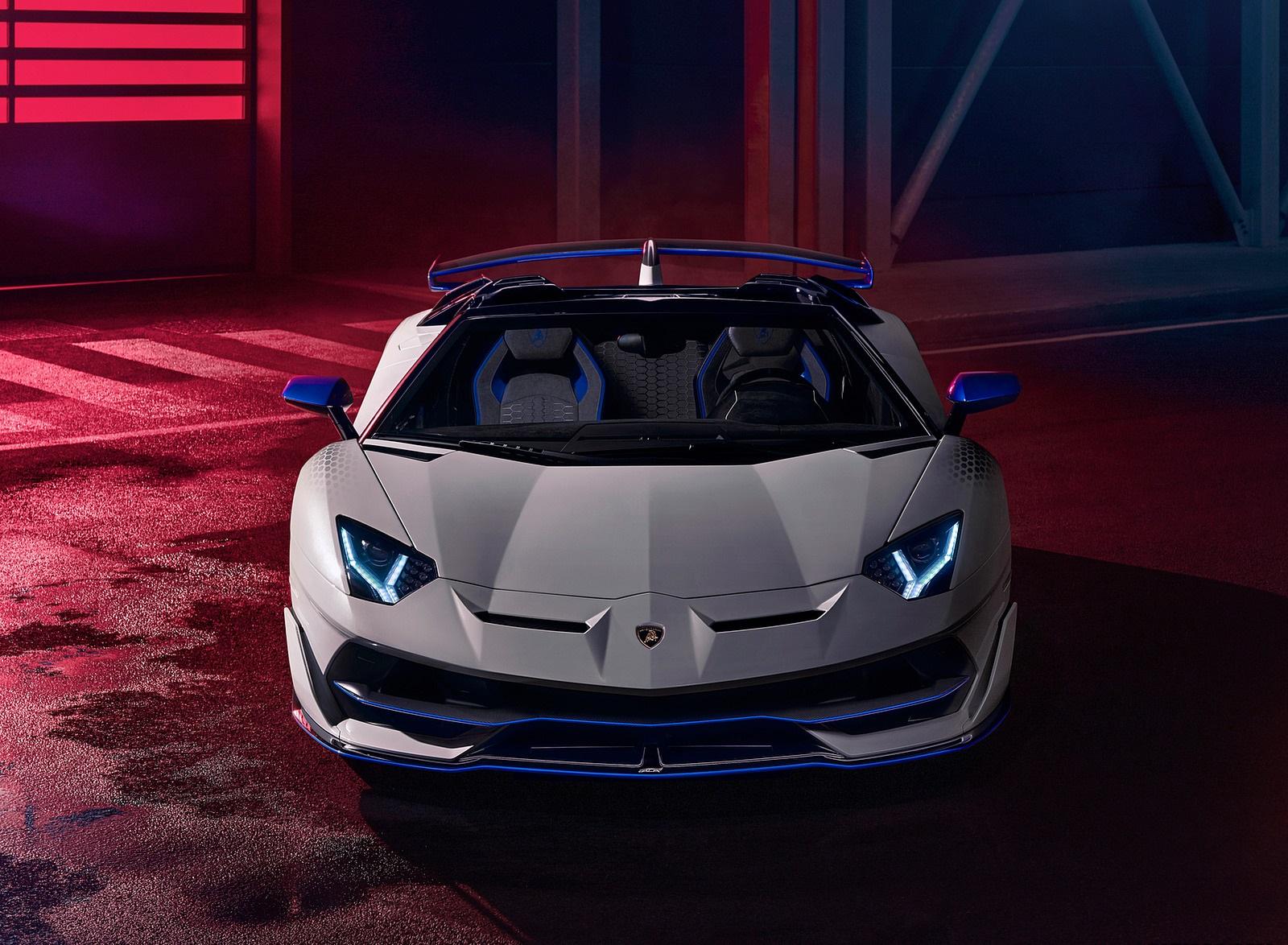 2020 Lamborghini Aventador SVJ Xago Edition Front Wallpapers #3 of 12