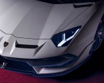2020 Lamborghini Aventador SVJ Xago Edition Headlight Wallpapers 150x120