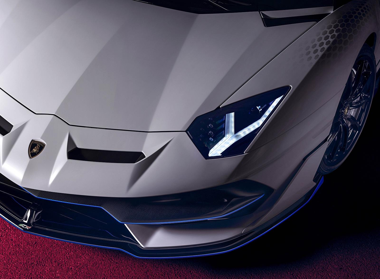 2020 Lamborghini Aventador SVJ Xago Edition Headlight Wallpapers (8)