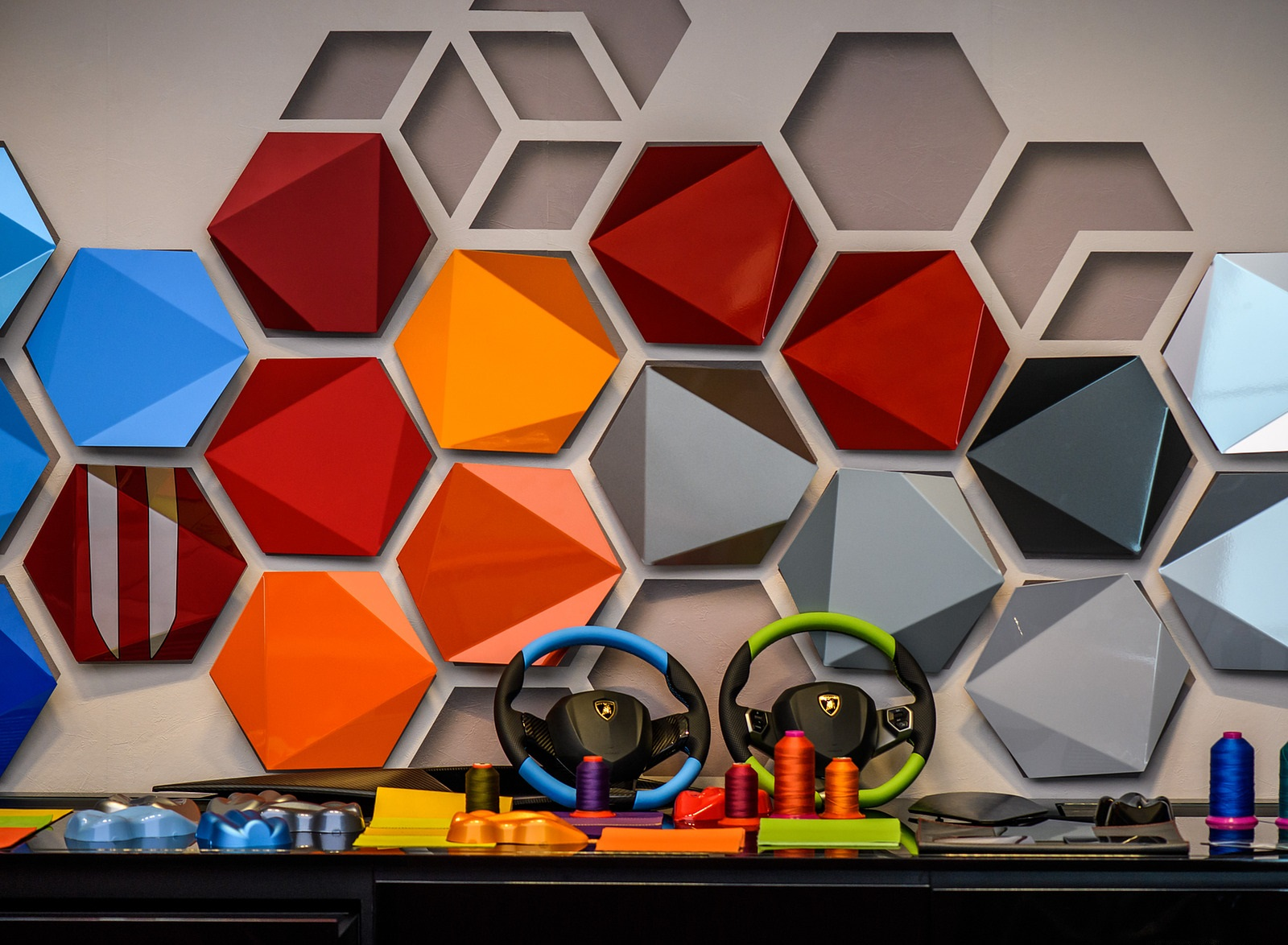 2020 Lamborghini Aventador SVJ Xago Edition Making Of Wallpapers #11 of 12