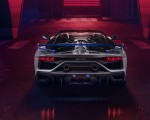 2020 Lamborghini Aventador SVJ Xago Edition Rear Wallpapers 150x120