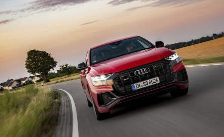 2021 Audi SQ8 Wallpapers HD