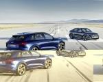 2021 Audi e-tron S (Color: Navarra Blue) and e-tron S Sportback Wallpapers 150x120 (7)
