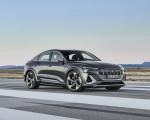 2021 Audi e-tron S Sportback (Color: Daytona Gray) Front Three-Quarter Wallpapers  150x120 (21)