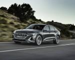 2021 Audi e-tron S Sportback (Color: Daytona Gray) Front Three-Quarter Wallpapers  150x120 (2)