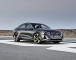 2021 Audi e-tron S Sportback (Color: Daytona Gray) Front Three-Quarter Wallpapers  150x120 (22)