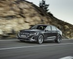 2021 Audi e-tron S Sportback (Color: Daytona Gray) Front Three-Quarter Wallpapers  150x120 (3)