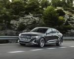 2021 Audi e-tron S Sportback (Color: Daytona Gray) Front Three-Quarter Wallpapers  150x120 (6)