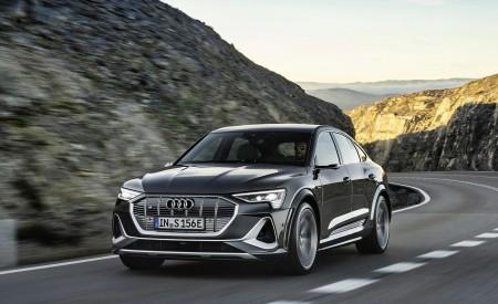 2021 Audi E-tron S Sportback Wallpapers HD