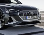 2021 Audi e-tron S Sportback (Color: Daytona Gray) Grill Wallpapers 150x120 (28)