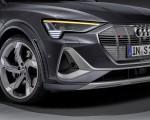 2021 Audi e-tron S Sportback (Color: Daytona Gray) Headlight Wallpapers 150x120 (40)