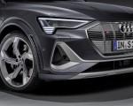 2021 Audi e-tron S Sportback (Color: Daytona Gray) Headlight Wallpapers  150x120 (38)